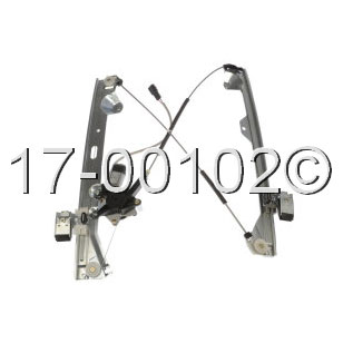 Chevrolet Avalanche                      Window Regulator with MotorWindow Regulator with Motor