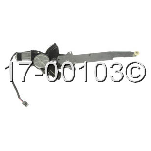 Pontiac Trans Sport                    Window Regulator with MotorWindow Regulator with Motor