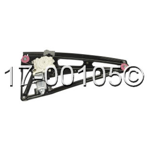 BMW 740                            Window Regulator with MotorWindow Regulator with Motor