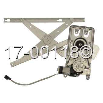 Chrysler LHS                            Window Regulator with MotorWindow Regulator with Motor