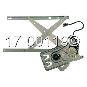 Chrysler 300M                           Window Regulator with MotorWindow Regulator with Motor