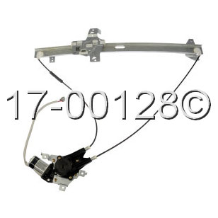 Ford E Series Van                   Window Regulator with MotorWindow Regulator with Motor