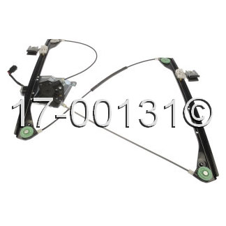 Buick Rendezvous                     Window Regulator with MotorWindow Regulator with Motor