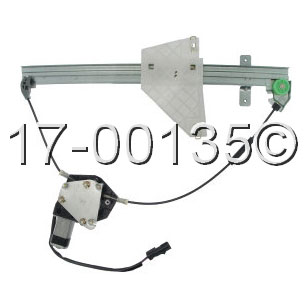 Jeep Grand Cherokee                 Window Regulator with MotorWindow Regulator with Motor