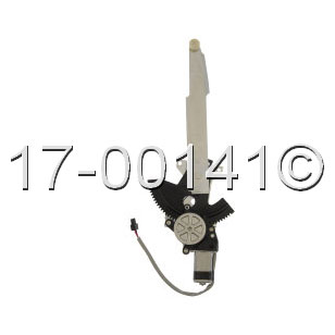 Chevrolet Cavalier                       Window Regulator with MotorWindow Regulator with Motor