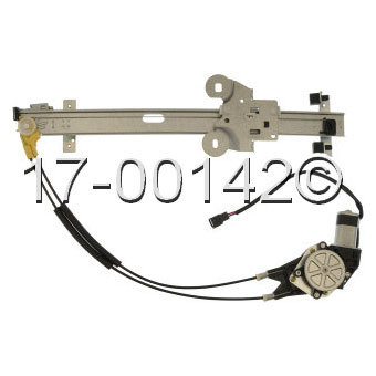 Plymouth Grand Voyager                  Window Regulator with MotorWindow Regulator with Motor