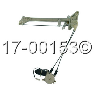 Ford Probe                          Window Regulator with MotorWindow Regulator with Motor