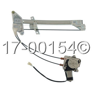 Ford Probe Window Regulator with Motor