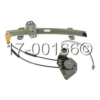 Honda Accord                         Window Regulator with MotorWindow Regulator with Motor