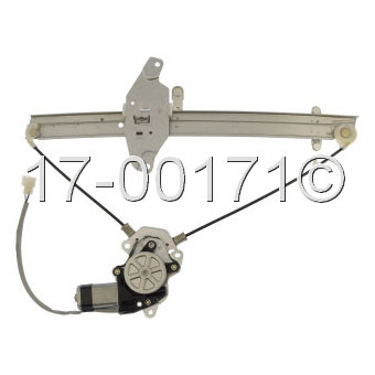 1995 toyota camry window regulator with motor parts from for 1995 toyota camry window regulator