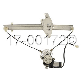 1995 toyota camry window regulator with motor front left for 1995 toyota camry window regulator