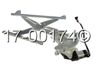 Toyota Camry                          Window Regulator with MotorWindow Regulator with Motor