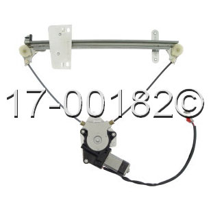 Honda Civic                          Window Regulator with MotorWindow Regulator with Motor