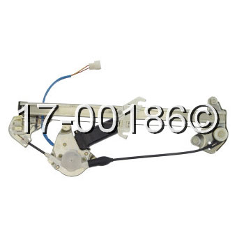 Mazda 929                            Window Regulator with MotorWindow Regulator with Motor