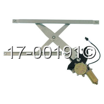 Pontiac Sunfire                        Window Regulator with MotorWindow Regulator with Motor