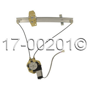 Mazda 626                            Window Regulator with MotorWindow Regulator with Motor