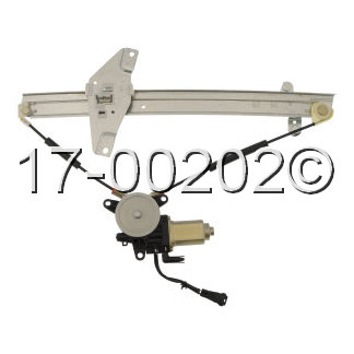 Toyota Corolla                        Window Regulator with MotorWindow Regulator with Motor