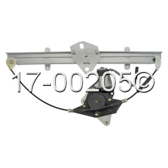 Ford Contour                        Window Regulator with MotorWindow Regulator with Motor