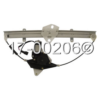 Mercury Mystique                       Window Regulator with MotorWindow Regulator with Motor