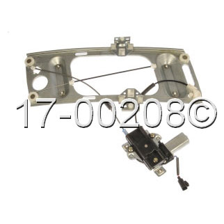 Chevrolet Monte Carlo                    Window Regulator with MotorWindow Regulator with Motor