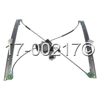 Chrysler Town and Country               Window Regulator with MotorWindow Regulator with Motor