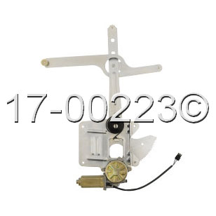 Chevrolet Blazer S-10                    Window Regulator with MotorWindow Regulator with Motor