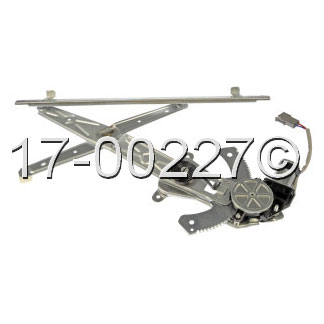 Ford Windstar                       Window Regulator with MotorWindow Regulator with Motor