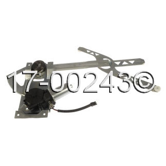 GMC Safari                         Window Regulator with MotorWindow Regulator with Motor