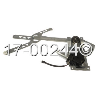 Chevrolet Astro Van                      Window Regulator with MotorWindow Regulator with Motor
