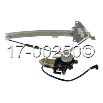 Toyota Avalon                         Window Regulator with MotorWindow Regulator with Motor