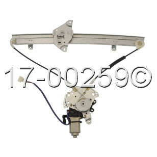 Dodge Colt                           Window Regulator with MotorWindow Regulator with Motor