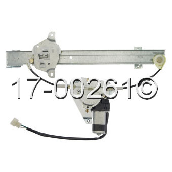 Eagle Summit                         Window Regulator with MotorWindow Regulator with Motor