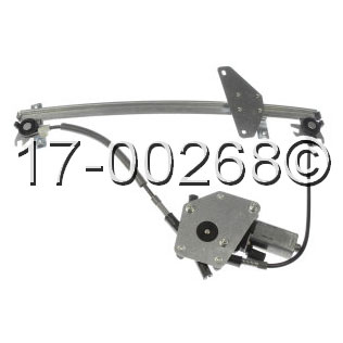 Volvo S40                            Window Regulator with MotorWindow Regulator with Motor