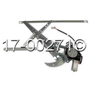 Honda CRV                            Window Regulator with MotorWindow Regulator with Motor