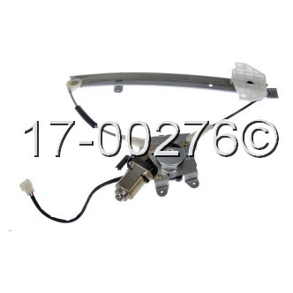 Mitsubishi Mirage                         Window Regulator with MotorWindow Regulator with Motor
