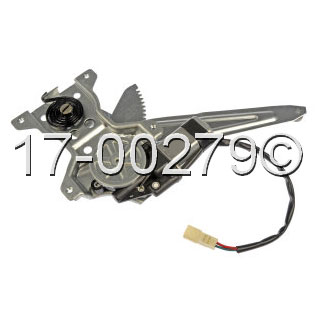Toyota Tercel                         Window Regulator with MotorWindow Regulator with Motor