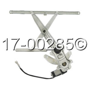 Suzuki Esteem                         Window Regulator with MotorWindow Regulator with Motor