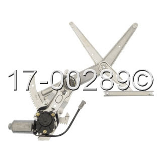 Volvo 960                            Window Regulator with Motor