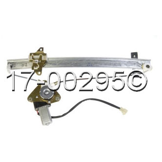 Suzuki Sidekick                       Window Regulator with MotorWindow Regulator with Motor