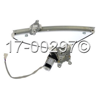 Mitsubishi Lancer                         Window Regulator with MotorWindow Regulator with Motor