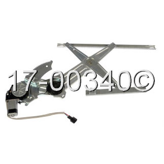 Dodge Ramcharger                     Window Regulator with MotorWindow Regulator with Motor