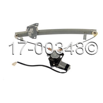 Mitsubishi Galant                         Window Regulator with MotorWindow Regulator with Motor