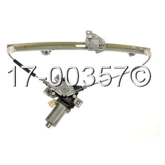 Saturn Vue                            Window Regulator with MotorWindow Regulator with Motor