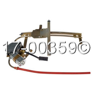 Volvo 240                            Window Regulator with MotorWindow Regulator with Motor