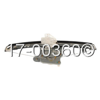 Chrysler Pacifica                       Window Regulator with MotorWindow Regulator with Motor