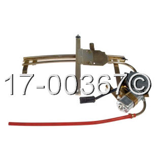 Volvo 264                            Window Regulator with MotorWindow Regulator with Motor