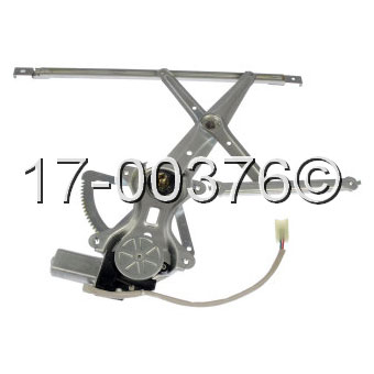 Toyota RAV4 Window Regulator with Motor