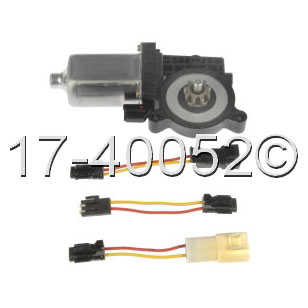 Chevrolet Suburban                       Window Motor OnlyWindow Motor Only