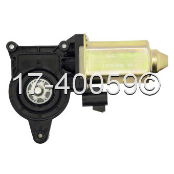 Cadillac Escalade                       Window Motor OnlyWindow Motor Only