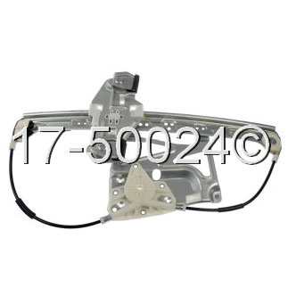 Cadillac Deville                        Window Regulator OnlyWindow Regulator Only